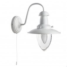 Настенное бра Arte Lamp FISHERMAN A5518AP-1WH