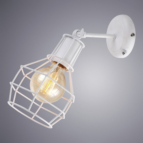 Настенное бра Arte Lamp Interno A9182AP-1WH
